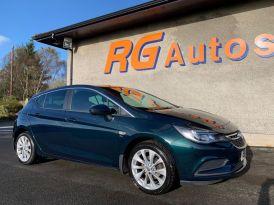 2018 Vauxhall Astra 1.0 SE ECOTEC S/S Petrol Manual  – RG Autos Ballymoney