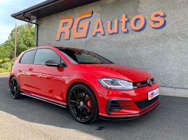 2019 Volkswagen Golf 2.0 GTI TCR DSG Petrol Semi Auto  – RG Autos Ballymoney