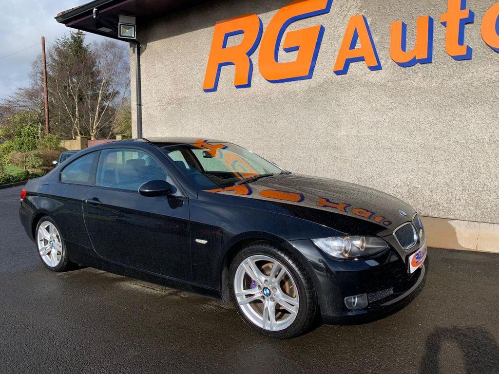 2007 BMW 3 Series 2.0 320D SE Diesel Manual  – RG Autos Ballymoney