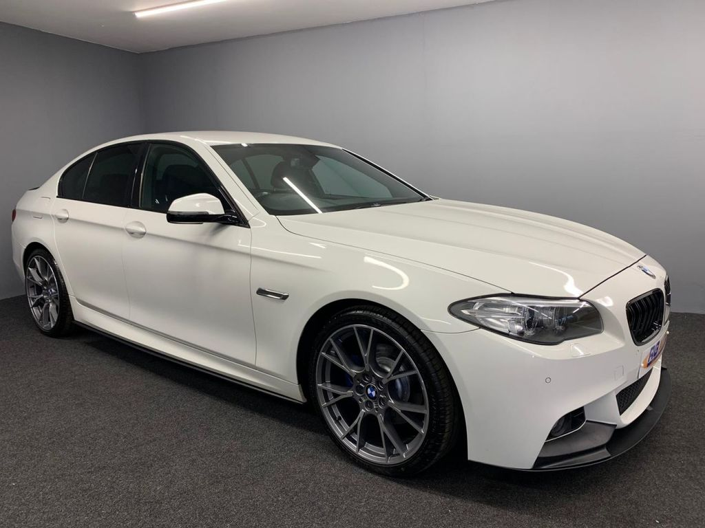 2014 BMW 5 Series 2.0 520D M SPORT Diesel Automatic  – RG Autos Ballymoney