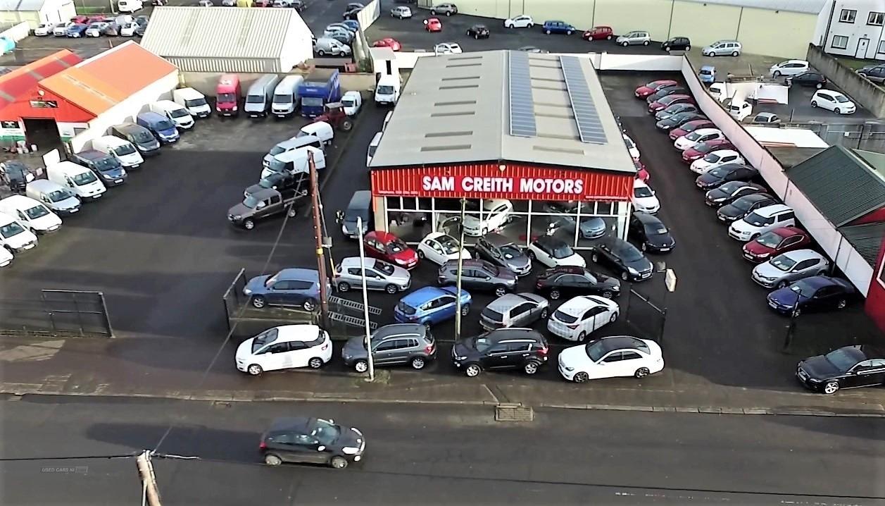 2008 Mitsubishi Shogun 3.2  DI-DC  Equippe  Van  Auto Diesel 5 Speed Auto  – Sam Creith Motors Ballymoney full
