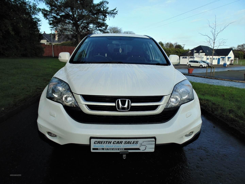2011 Honda CR-V 2.2  i-DTEC  ES  5dr Diesel Manual  – Sam Creith Motors Ballymoney full