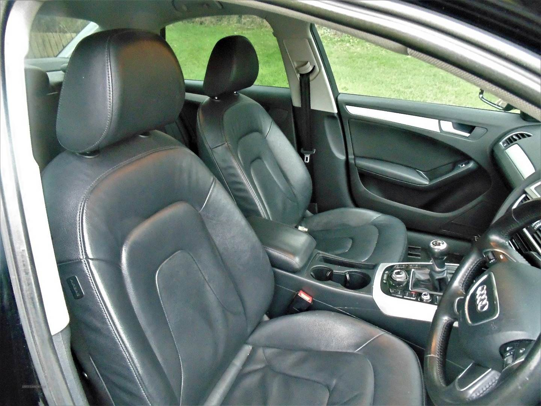 2012 Audi A4 2.0  TDIe  SE  Technik  4dr Diesel Manual  – Sam Creith Motors Ballymoney full