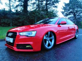 2012 Audi A5 2.0  TDI  177  S  Line  5dr Diesel Manual  – Sam Creith Motors Ballymoney
