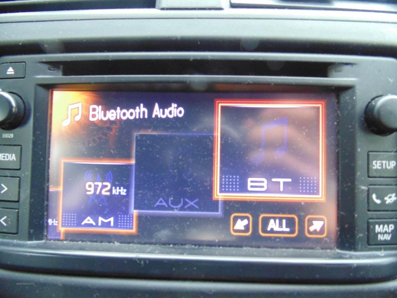 2012 Toyota RAV4 2.2  D-4D  XT-R  5dr Diesel Manual  – Sam Creith Motors Ballymoney full