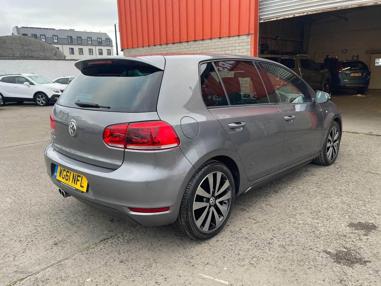 2012 Volkswagen Golf 2.0  TDi  170  GTD  5dr  [Leather] Diesel Manual  – Sam Creith Motors Ballymoney full