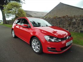 2013 Volkswagen Golf 2.0  TDI  GT  5dr Diesel Manual  – Sam Creith Motors Ballymoney