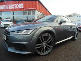 2015 Audi TT 2.0  TDI  Ultra  S  Line  2dr Diesel Manual  – Sam Creith Motors Ballymoney