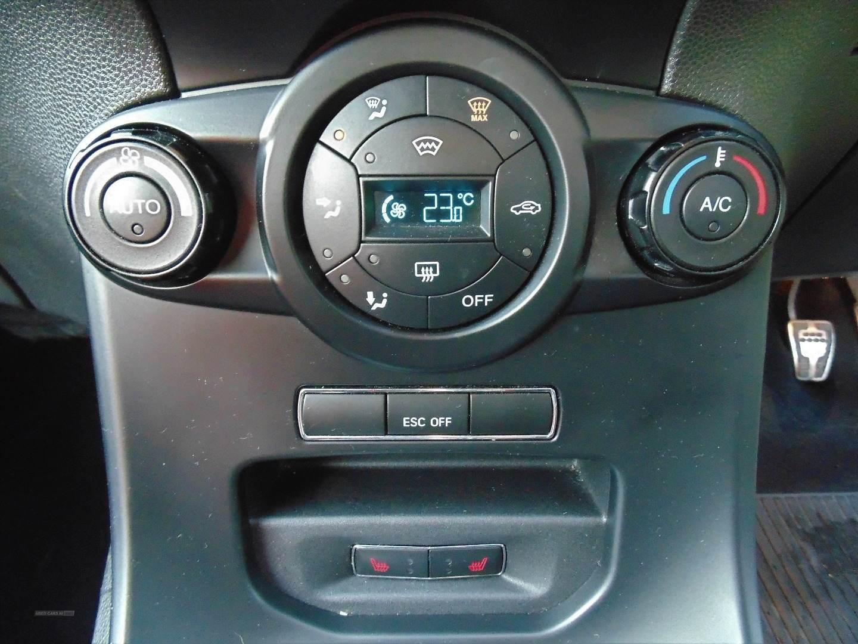 2015 Ford Fiesta 1.6  EcoBoost  ST-3  3dr Petrol Manual  – Sam Creith Motors Ballymoney full