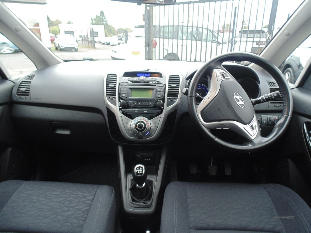 2015 Hyundai ix20 1.6  CRDi  Blue  Drive  Style  5dr Diesel Manual  – Sam Creith Motors Ballymoney full