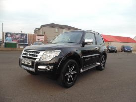 2015 Mitsubishi Shogun 3.2  DI-DC  Barbarian  Van Diesel Manual  – Sam Creith Motors Ballymoney