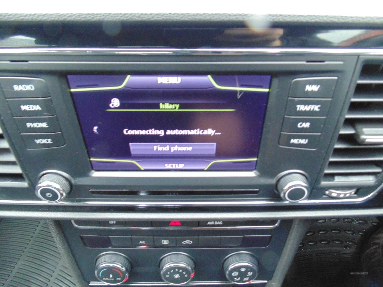 2015 Seat Leon 1.6  TDI  SE  5dr  [Technology  Pack] Diesel Manual  – Sam Creith Motors Ballymoney full
