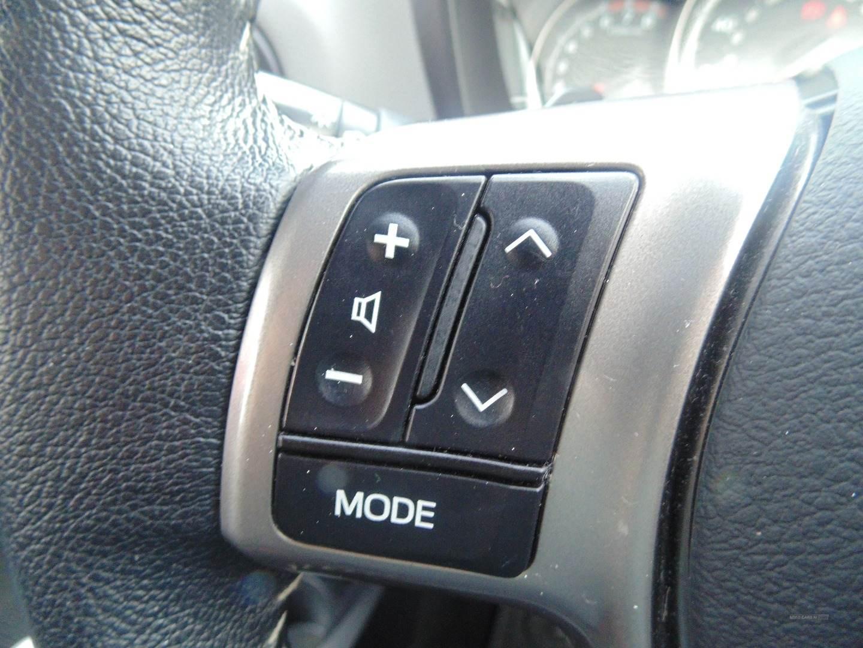 2015 Toyota Yaris 1.33  VVT-i  Icon  5dr  CVT Petrol Automatic  – Sam Creith Motors Ballymoney full