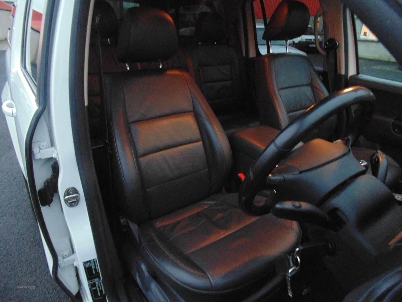 2015 Volkswagen Amarok D/Cab  Pick  Up  Highline  2.0  BiTDI  180  4MOTION  Sel Diesel Manual  – Sam Creith Motors Ballymoney full