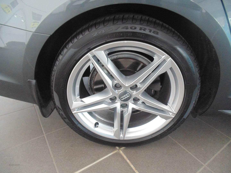 2016 Audi A4 2.0  TDI  S  Line  5dr Diesel Manual  – Sam Creith Motors Ballymoney full