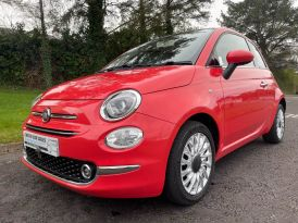 2016 Fiat 500 1.2  Lounge  3dr Petrol Manual  – Sam Creith Motors Ballymoney