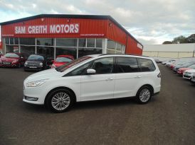 2016 Ford Galaxy 2.0  TDCi  150  Zetec  5dr Diesel Manual  – Sam Creith Motors Ballymoney