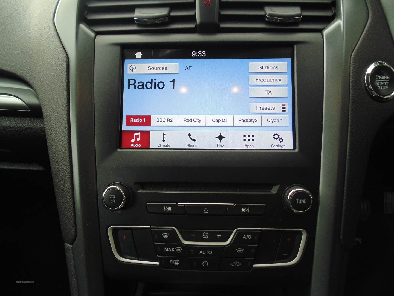 2016 Ford Mondeo 2.0  TDCi  180  Titanium  5dr Diesel Manual  – Sam Creith Motors Ballymoney full
