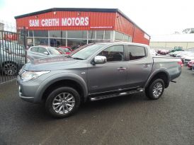 2016 Mitsubishi L200 TITAN  DCB  DI-D  4X4***ONLY  25K*** Diesel Manual 6 speed  – Sam Creith Motors Ballymoney