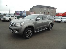 2016 Nissan NP300 Double  Cab  Pick  Up  N-Connecta  2.3dCi  190  4WD  Auto Diesel Automatic  – Sam Creith Motors Ballymoney