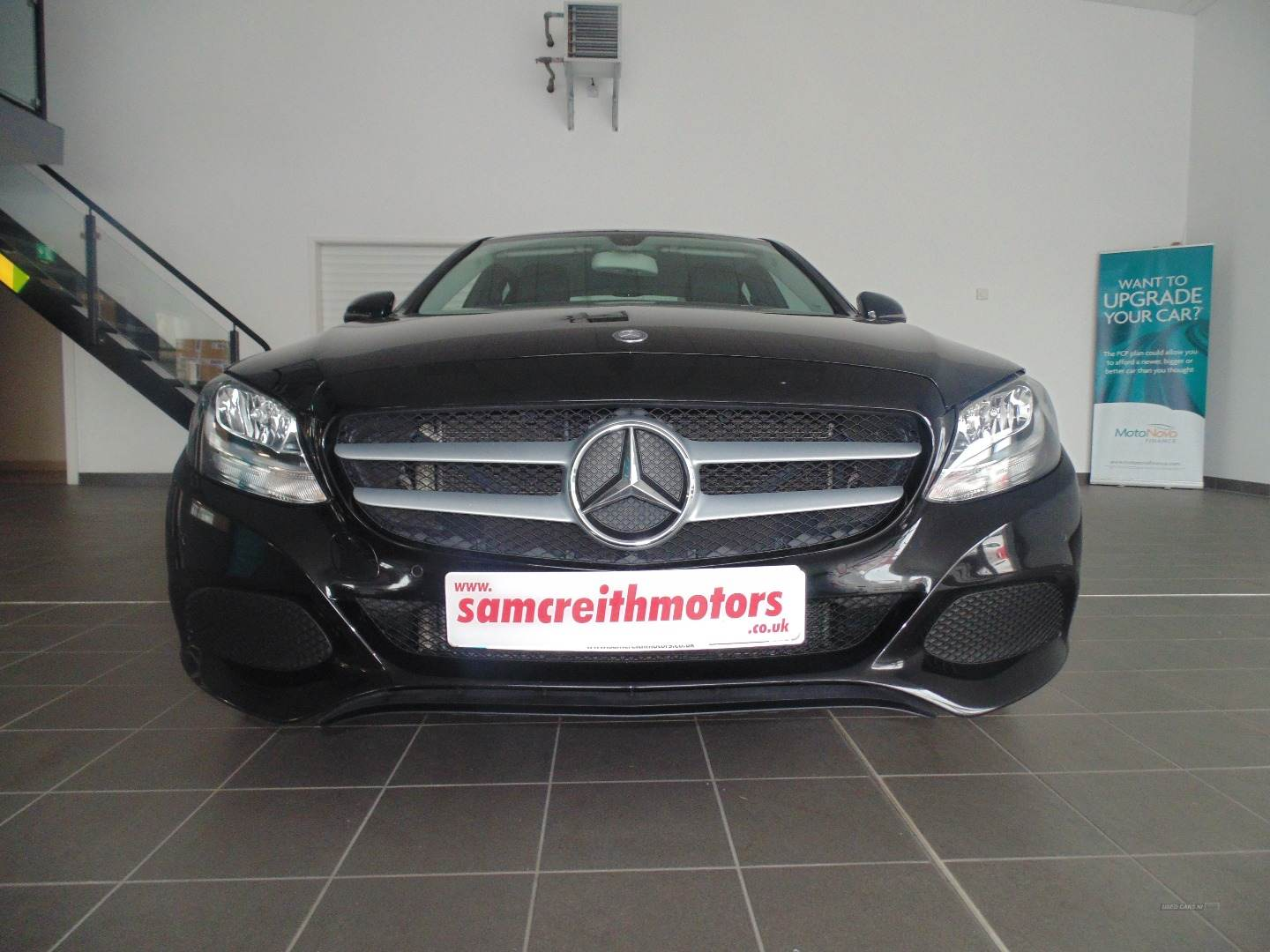2017 Mercedes C-Class C220d  SE  Executive  Edition  4dr  Auto Diesel Semi-Automatic  – Sam Creith Motors Ballymoney full