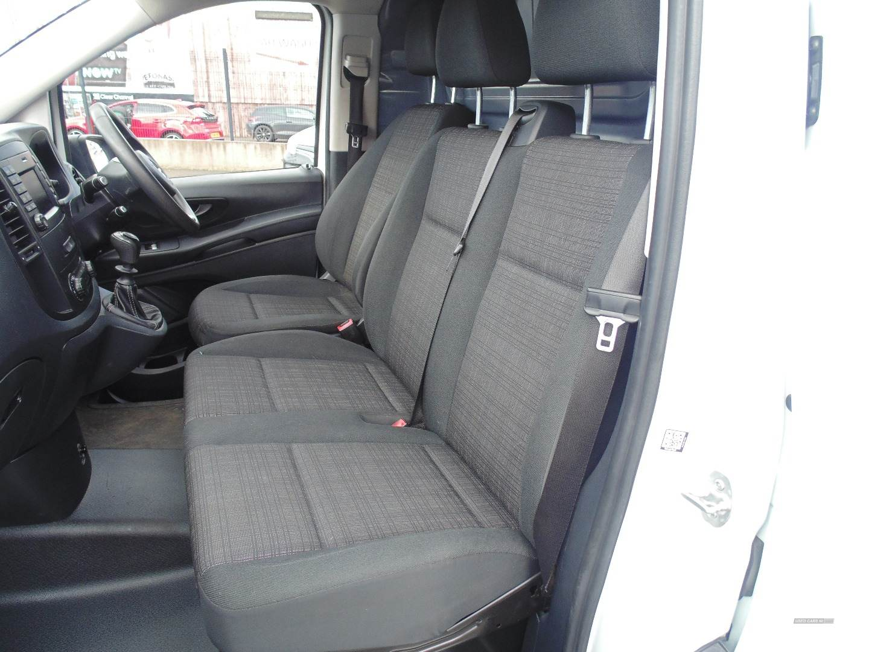 2017 Mercedes Vito 111CDI  Van Diesel Manual  – Sam Creith Motors Ballymoney full