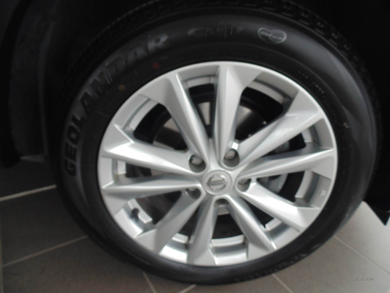2017 Nissan Qashqai 1.5  dCi  Acenta  [Smart  Vision  Pack]  5dr Diesel Manual  – Sam Creith Motors Ballymoney full