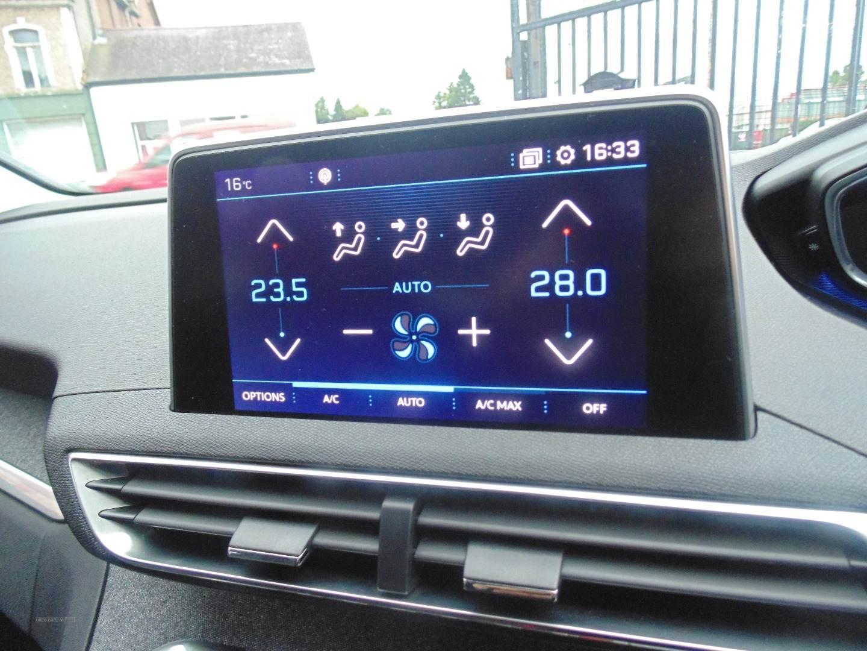 2017 Peugeot 3008 1.6  BlueHDi  120  Allure  5dr Diesel Manual  – Sam Creith Motors Ballymoney full