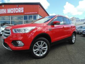 2018 Ford Kuga 1.5  TDCi  Titanium  5dr  2WD Diesel Manual  – Sam Creith Motors Ballymoney