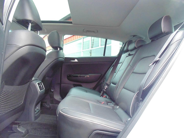 2018 Kia Sportage 1.7  CRDi  ISG  3  5dr Diesel Manual  – Sam Creith Motors Ballymoney full