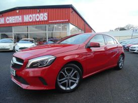 2018 Mercedes A-Class A180d  Sport  Edition  5dr  Auto Diesel Semi-Automatic  – Sam Creith Motors Ballymoney