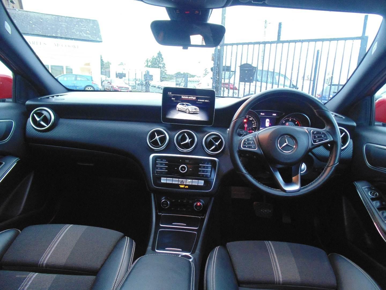 2018 Mercedes A-Class A180d  Sport  Edition  5dr  Auto Diesel Semi-Automatic  – Sam Creith Motors Ballymoney full