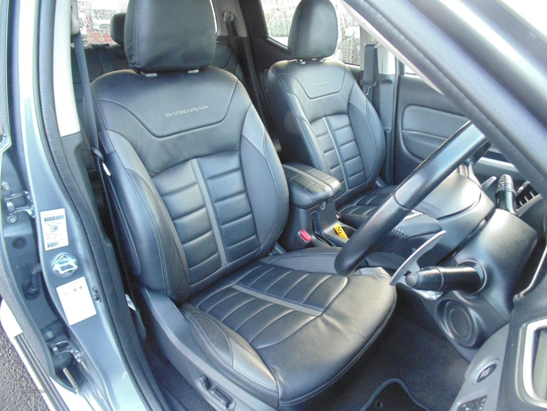2018 Mitsubishi L200 Double  Cab  DI-D  178  Barbarian  4WD  Auto Diesel Automatic  – Sam Creith Motors Ballymoney full