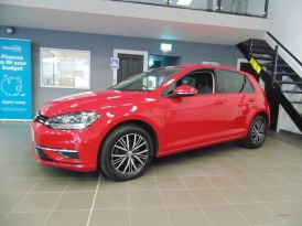 2018 Volkswagen Golf 1.6  TDI  SE  [Nav]  5dr Diesel Manual  – Sam Creith Motors Ballymoney