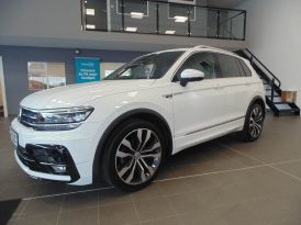 2018 Volkswagen Tiguan 2.0  TDi  150  4Motion  R  Line  5dr Diesel Manual  – Sam Creith Motors Ballymoney