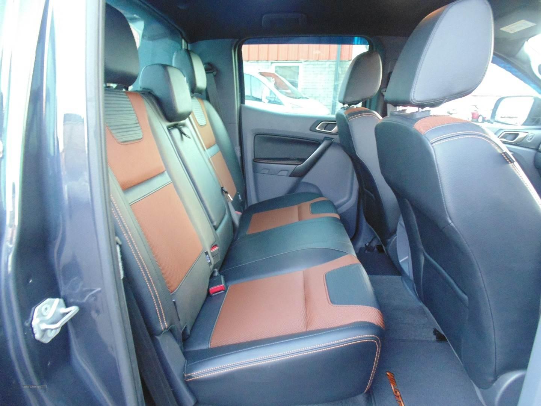 2019 Ford Ranger Pick  Up  Double  Cab  Wildtrak  3.2  TDCi  200  Auto Diesel Automatic  – Sam Creith Motors Ballymoney full