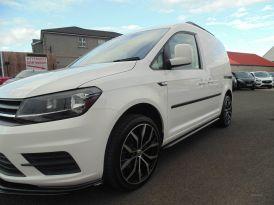 2019 Volkswagen Caddy 2.0  TDI  BlueMotion  Tech  102PS  Trendline  [AC]  Van Diesel Manual  – Sam Creith Motors Ballymoney