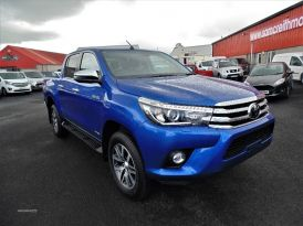 2020 Toyota Hilux Invincible  D/Cab  Pick  Up  D-4D  4WD    – Sam Creith Motors Ballymoney