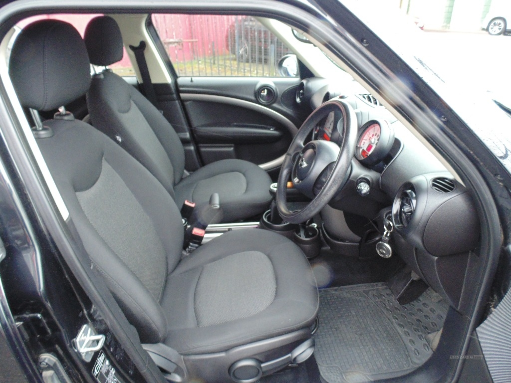 2013 MINI Countryman 1.6  Cooper  D  5dr Diesel Manual  – Sam Creith Motors Ballymoney full