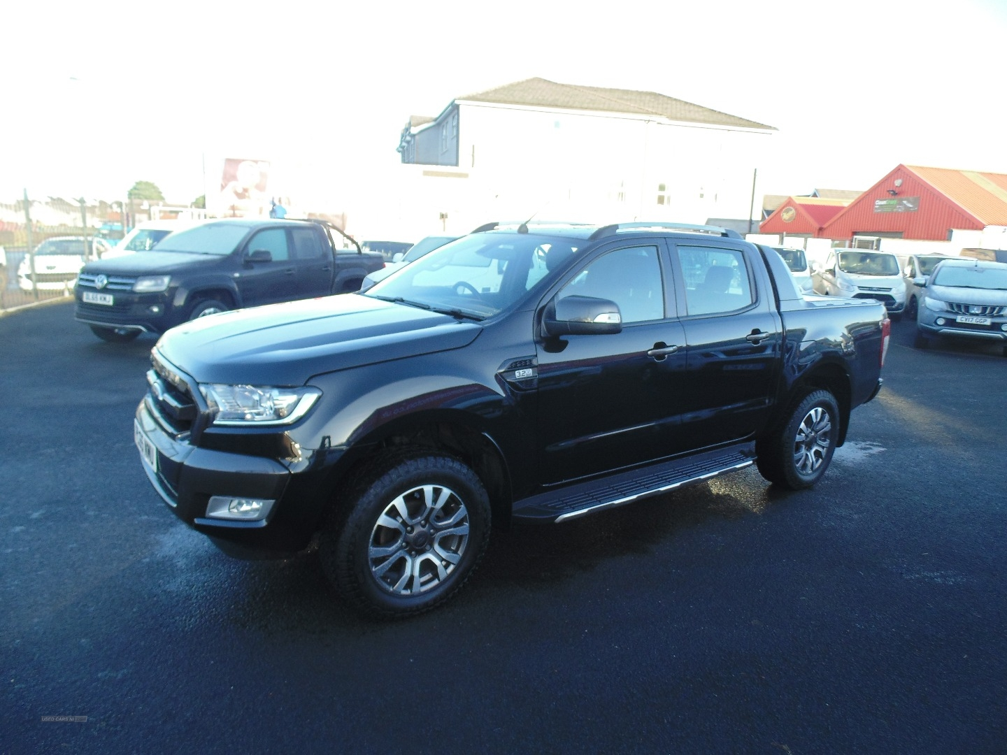 2016 Ford Ranger Pick  Up  Double  Cab  Wildtrak  3.2  TDCi  200 Diesel Manual  – Sam Creith Motors Ballymoney