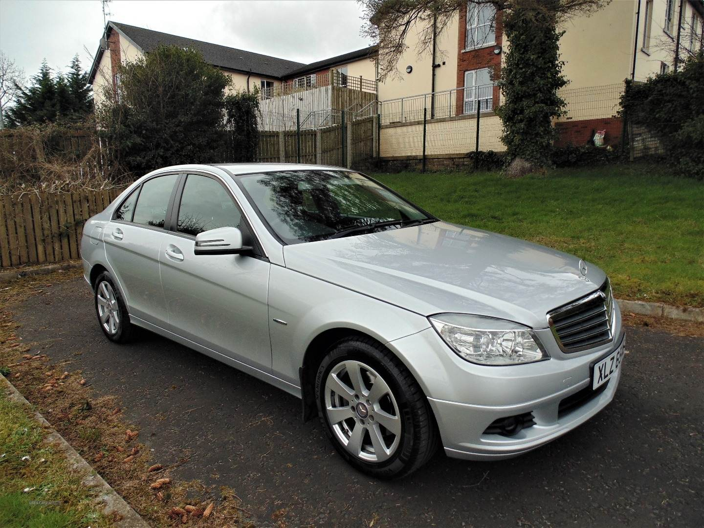 2009 Mercedes C-Class C250  CDI  BlueEFFICIENCY  SE  4dr  Auto Diesel Automatic  – Sam Creith Motors Ballymoney