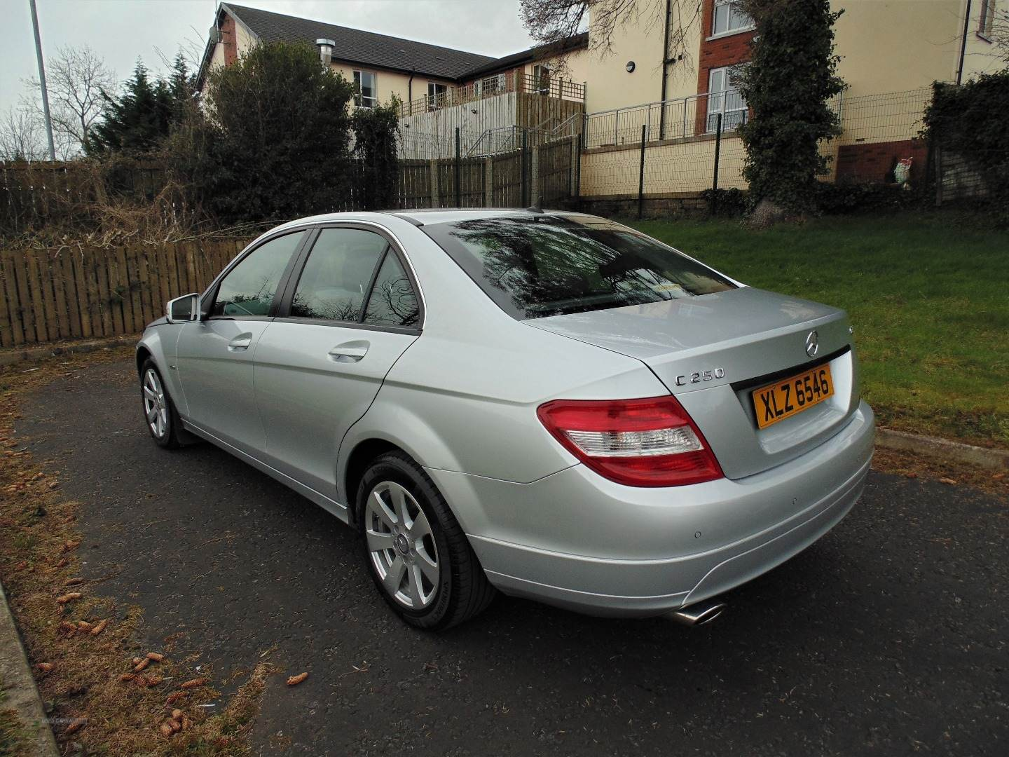 2009 Mercedes C-Class C250  CDI  BlueEFFICIENCY  SE  4dr  Auto Diesel Automatic  – Sam Creith Motors Ballymoney full