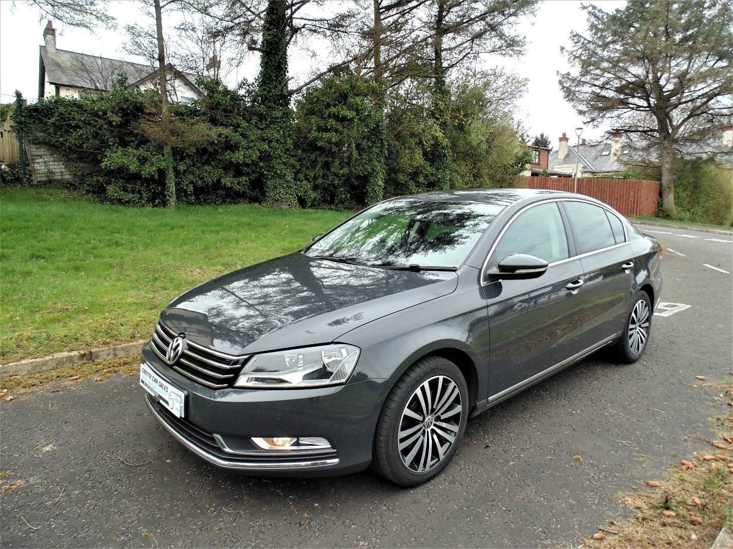 2013 Volkswagen Passat 1.6  TDI  Bluemotion  Tech  Highline  4dr Diesel Manual  – Sam Creith Motors Ballymoney