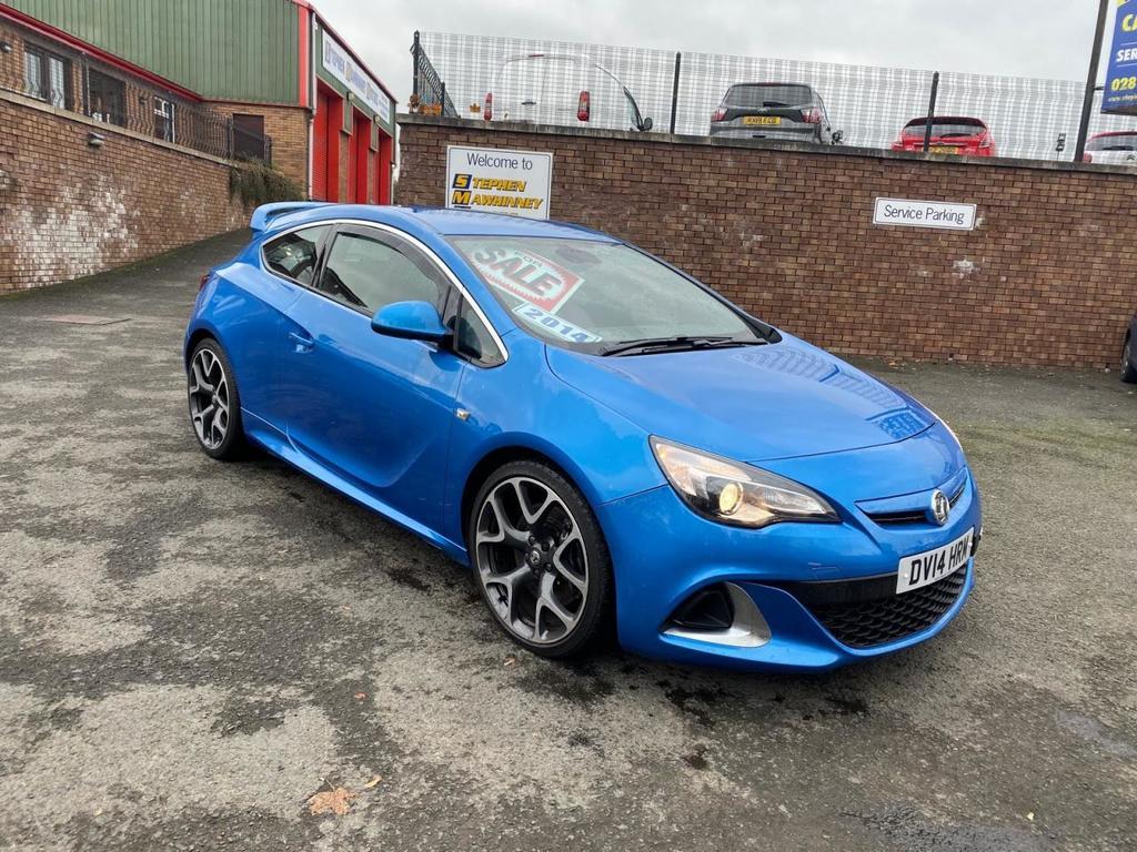 2014 Vauxhall Astra 2.0 VXR * Arden Blue * 2.0 Petrol ...