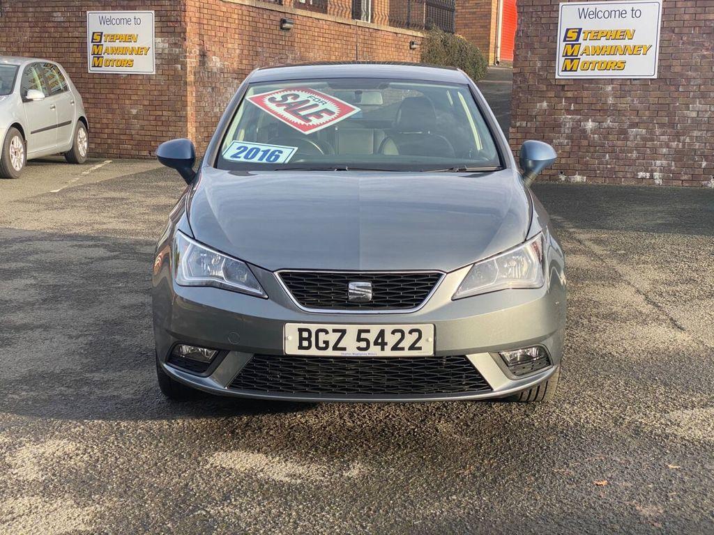 2016 SEAT Ibiza 1.2 TSI CONNECT Petrol Manual  – Stephen Mawhinney Motors Ballyclare full