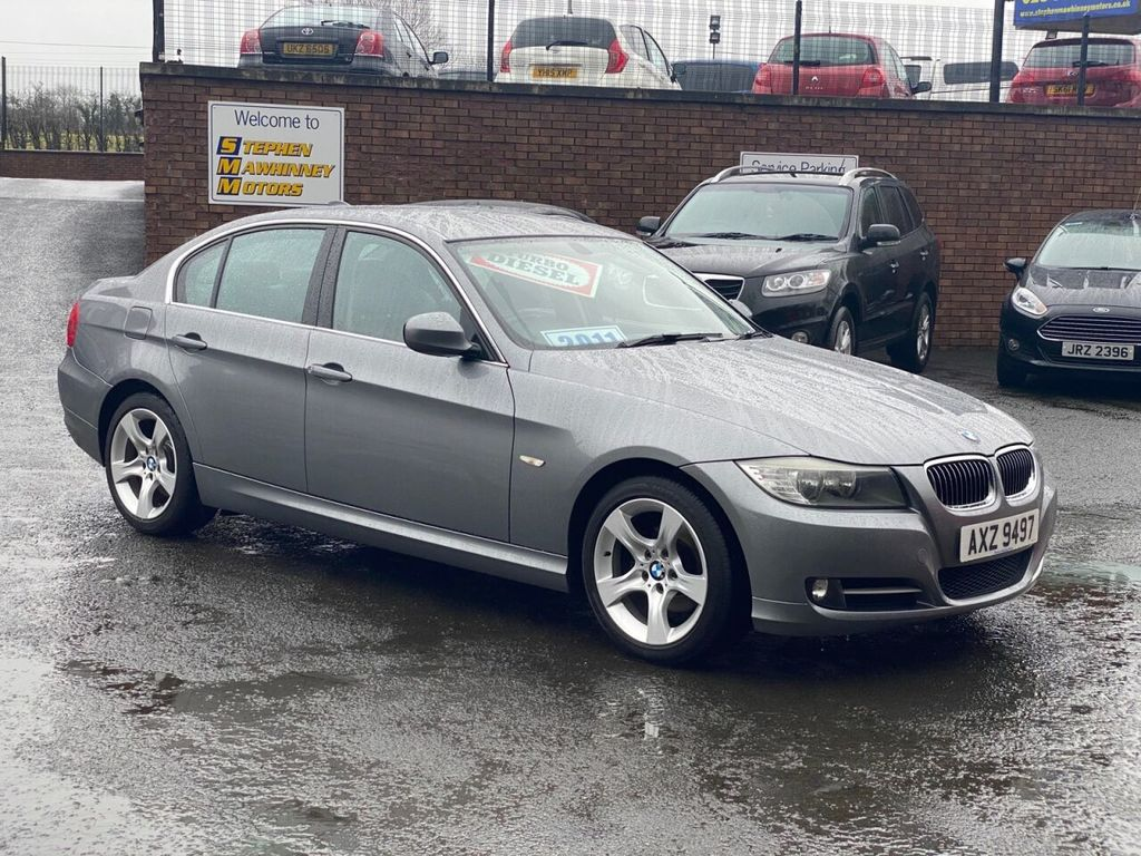 2011 BMW 3 Series 2.0 318D EXCLUSIVE EDITION Diesel Automatic  – Stephen Mawhinney Motors Ballyclare