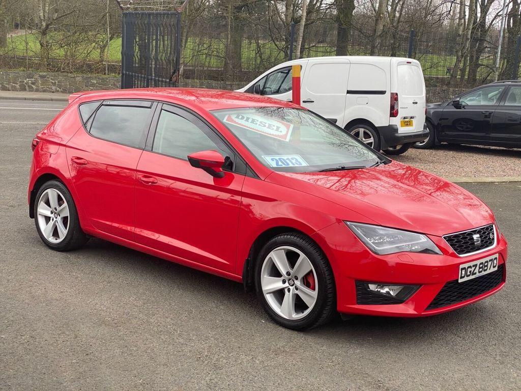 2013 SEAT Leon FR TDI Petrol   – Stephen Mawhinney Motors Ballyclare