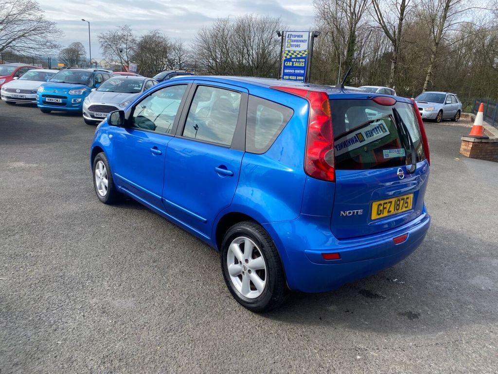 2008 Nissan Note  Petrol   – Stephen Mawhinney Motors Ballyclare full