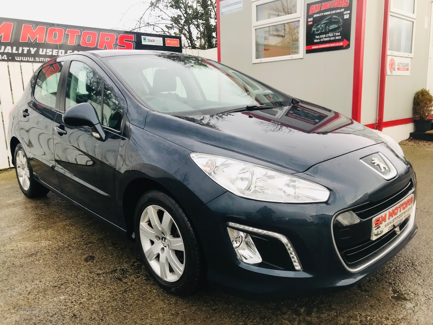 2013 Peugeot 308 1.6 HDi 92 Active 5dr 1.6 Diesel Manual ...