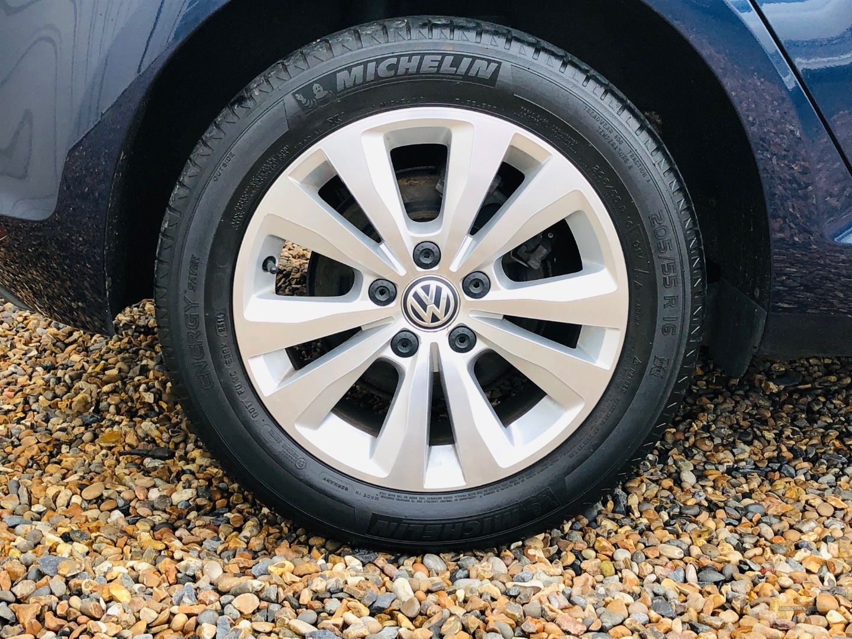 2014 Volkswagen Golf 1.6  TDI  105  SE  5dr  DSG Diesel Semi-Automatic  – The Autodock Larne full